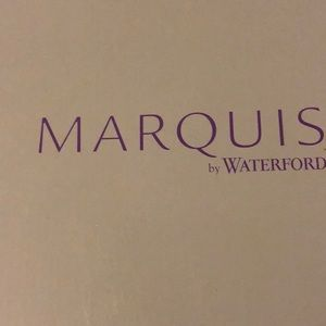 Waterford Marquis Brookside 10 in bowl